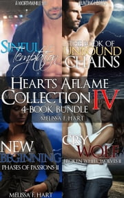 Hearts Aflame Collection IV: 4-Book Bundle ebook by Melissa F. Hart