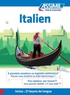Italien - Guide de conversation ebook by Jean-Pierre Guglielmi