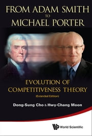 From Adam Smith to Michael Porter - Evolution of Competitiveness Theory ebook by Dong-Sung Cho,Hwy-Chang Moon