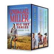 Linda Lael Miller Big Sky Series Books 1-3 - An Anthology ebook by Linda Lael Miller