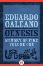 Genesis ebook by Eduardo Galeano