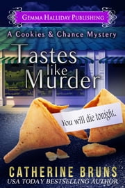 Tastes Like Murder ebook by Catherine Bruns