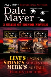 Heroes for Hire: Books 1-3 ebook by Dale Mayer