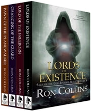 Saga of the God-Touched Mage: (Vol 5-8) ebook by Ron Collins