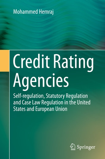 credit rating agencies role in financial