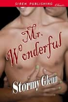 Mr. Wonderful ebook by Stormy Glenn