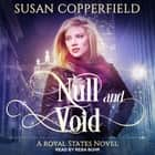 Null and Void audiobook by Susan Copperfield, Reba Buhr