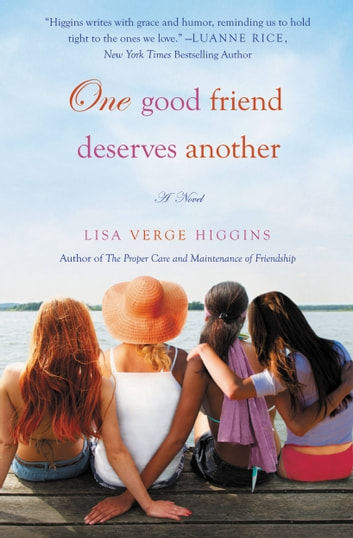 One Good Friend Deserves Another ebook by Lisa Verge Higgins
