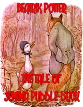 The tale of Jemima puddle-duck (Illustrated) ebook by Beatrix potter