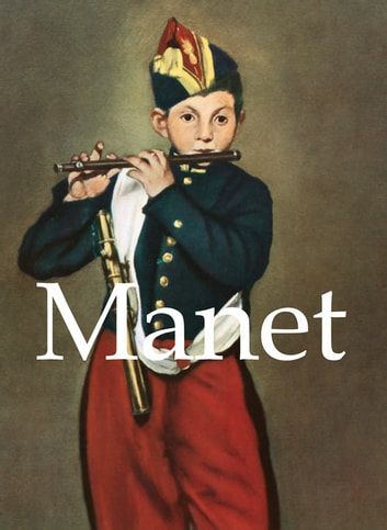 Manet ebook by Natalia Brodskaya