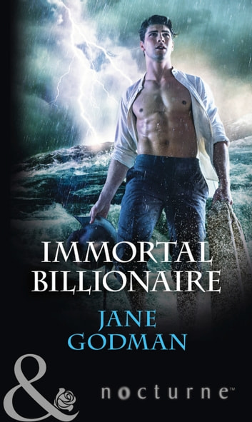 Immortal Billionaire (Mills & Boon Nocturne) ebook by Jane Godman