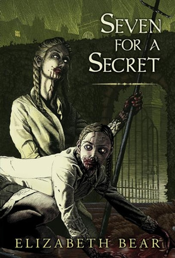 Seven for a Secret ebook by Elizabeth Bear