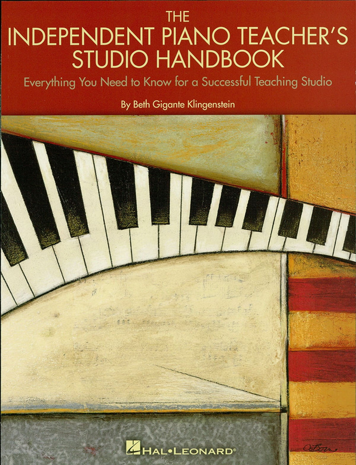 The Independent Piano Teacher's Studio Handbook Ebook By Beth Gigante  Klingenstein  9781476834139  Kobo