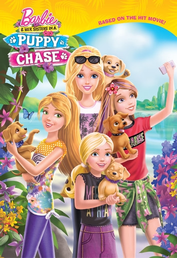 Barbie and Her Sisters in a Great Puppy Chase ebook by Kacey Arnold,Amy Wolfram,Molly McGuire Woods