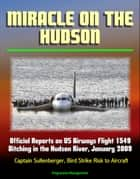 Miracle on the Hudson: Official Reports on US Airways Flight 1549 Ditching in the Hudson River, January 2009, Captain Sullenberger, Bird Strike Risk to Aircraft ebook by Progressive Management