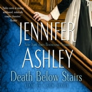 Death Below Stairs audiobook by Jennifer Ashley, Anne-Marie Piazza