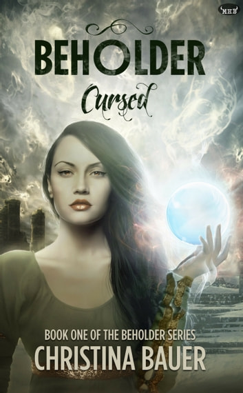 Cursed ebook by Christina Bauer