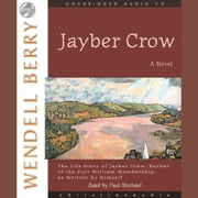 Jayber Crow audiobook by Wendell Berry