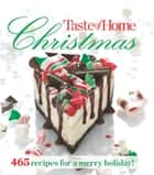 Taste of Home Christmas ebook by Editors of Taste of Home