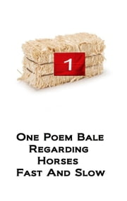 One Poem Bale Regarding Horses Fast and Slow ebook by Thomas M. McDade
