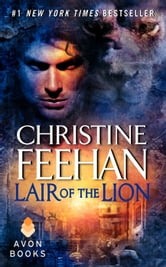 Lair of the Lion ebook by Christine Feehan