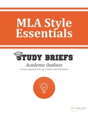 MLA Style Essentials ebook by Little Green Apples Publishing, LLC ™