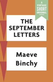 The September Letters ebook by Maeve Binchy
