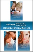 Harlequin Medical Romance January 2021 - Box Set 1 of 2 ebook by Scarlet Wilson, Fiona McArthur, Sue MacKay