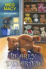 Bearly Departed ebook by Meg Macy