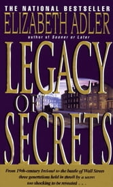 Legacy of Secrets ebook by Elizabeth Adler