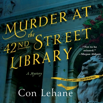 Murder at the 42nd Street Library audiobook by Con Lehane