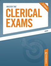 Master the Clerical Exams ebook by Peterson's