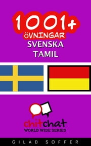 1001+ övningar svenska - Tamil ebook by Gilad Soffer