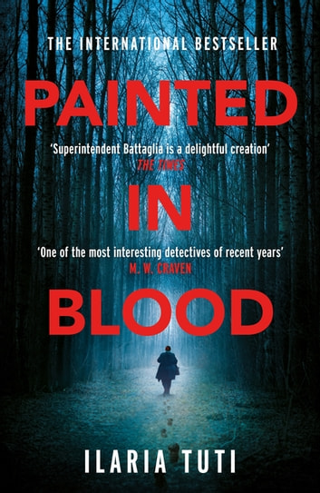 Painted in Blood ebook by Ilaria Tuti