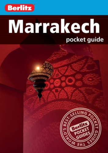 Berlitz: Marrakech Pocket Guide ebook by Berlitz