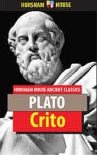 Crito ebook by Plato