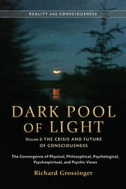 Dark Pool of Light, Volume Three - The Crisis and Future of Consciousness ebook by Richard Grossinger,Zia Inayat Khan,Curtis McCosco