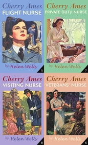 Cherry Ames Boxed Set 5-8 ebook by Helen Wells