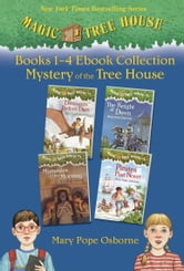 Mystery of the Tree House ebook by Mary Pope Osborne