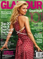 Glamour - January 2014 - Issue# 1 - Conde Nast magazine