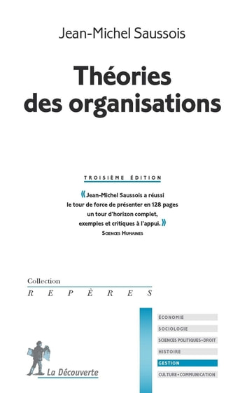 Théories des organisations eBook by Jean-Michel SAUSSOIS