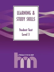 Level III: Student Text - hm Learning & Study Skills Program ebook by hm Group