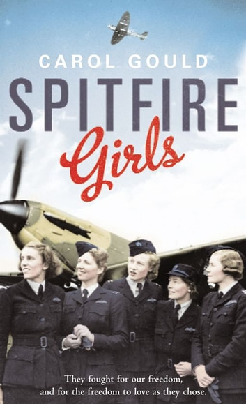 Spitfire Girls ebook by Carol Gould
