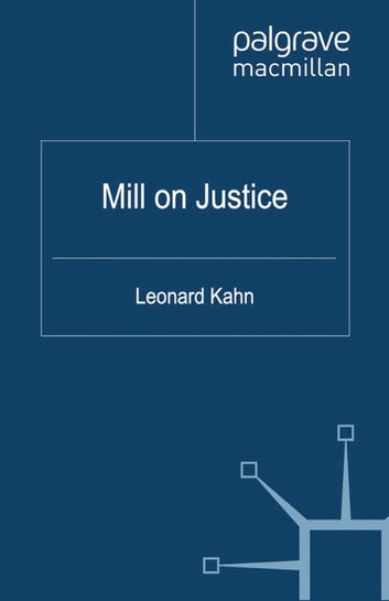 Mill on Justice ebook by