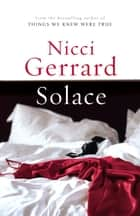 Solace ebook by Nicci Gerrard