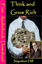 THINK AND GROW RICH, [ Free Audiobooks Download ]