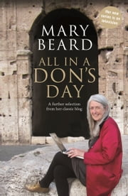 All in a Don's Day ebook by Mary Beard