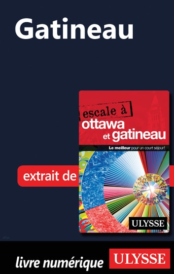 Gatineau ebook by Julie Brodeur