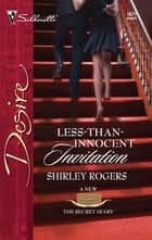 Less-than-Innocent Invitation eBook by Shirley Rogers