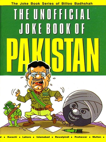 The Unofficial Joke Book of Pakistan ebook by Kuldeep Saluja